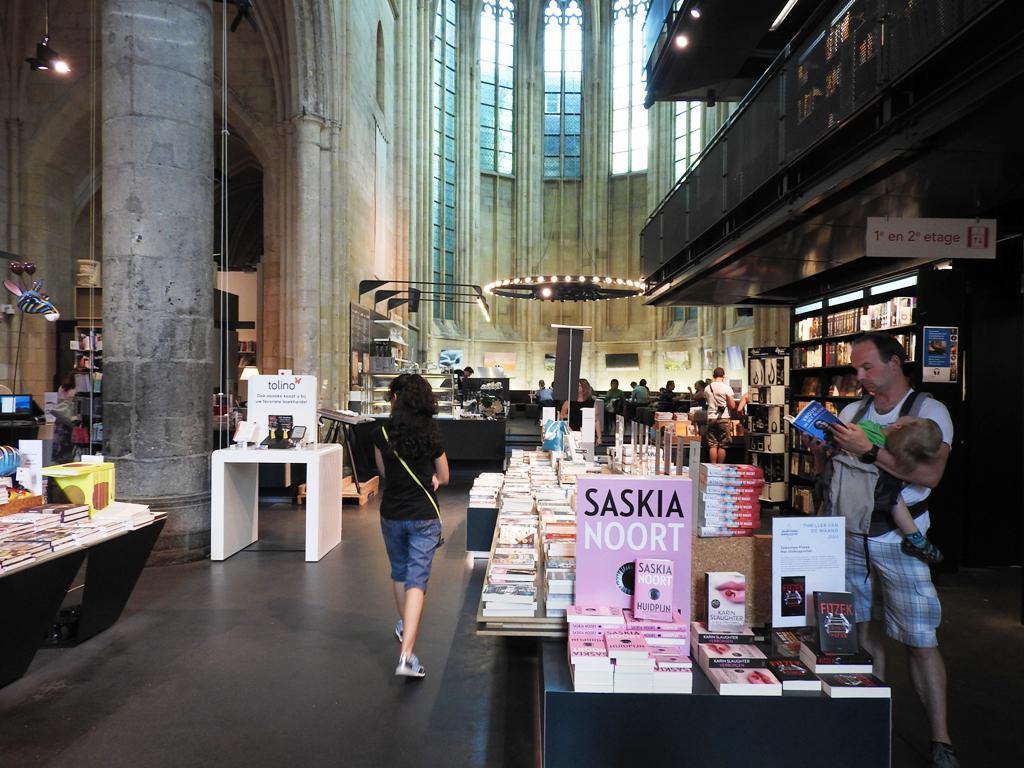 ¿Sabes dónde está la librería más hermosa del mundo?