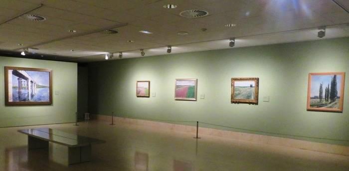 """Exposición: """"Caillebotte, pintor y jardinero"""""""