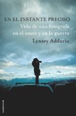 La fotógrafa francesa Lynsey Addario publica el libro