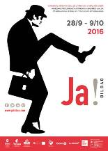 La editorial Anagrama estará presente en la nueva edición del Festival Ja! Bilbao. VII Festival Internacional de Literatura y Arte con Humor