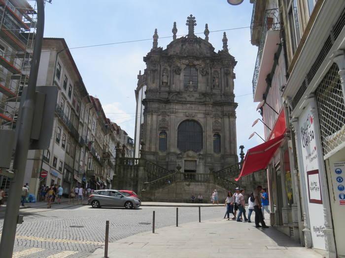 Iglesia y Torre de los Clérigos