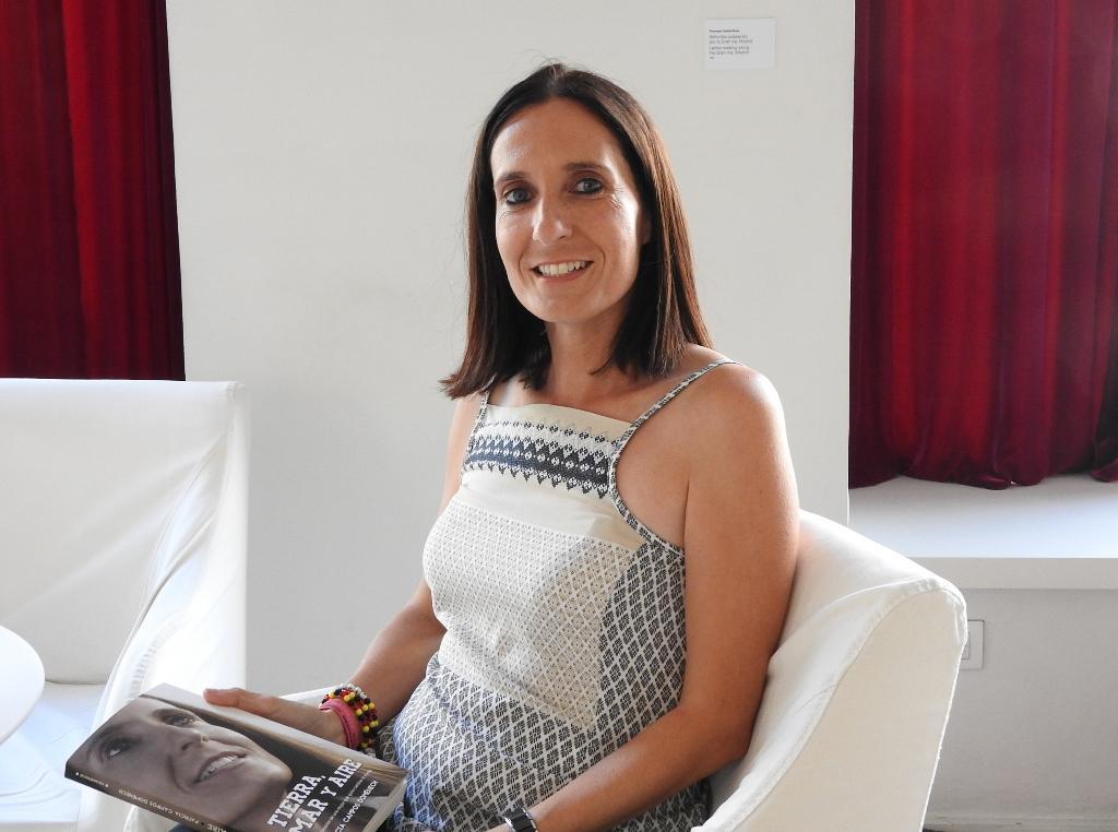 """Entrevista a Patricia Campos Doménech, autora de """"Tierra, mar y aire"""""""