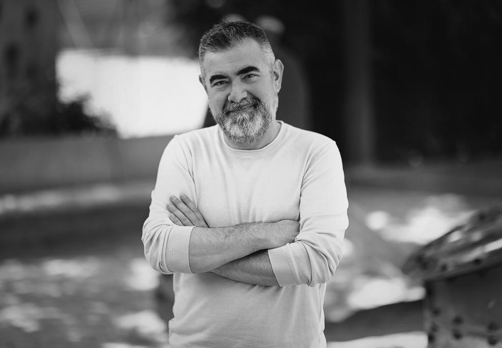 "Entrevista a Pau Arenós, autor de ""Una puta muy alta"""