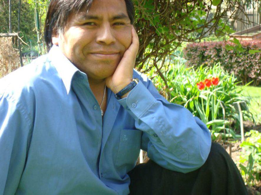 Entrevista a Porfirio Mamani Macedo, autor de la novela