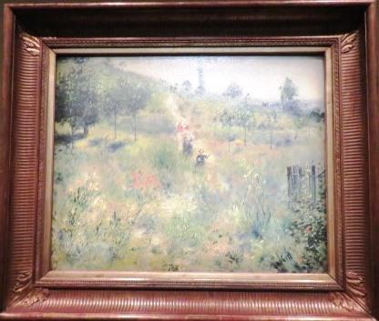 """Exposición: """"Renoir entre mujeres. Del ideal moderno al ideal clásico. Colecciones de los Museos D´Orsay y del L´Orangerie"""""""