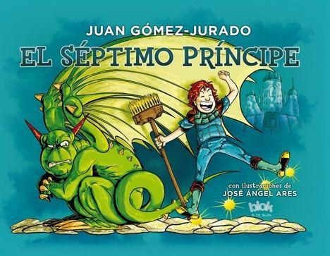 Juan Gómez-Jurado publica el primer cuento que inventó para su hija cuando nació