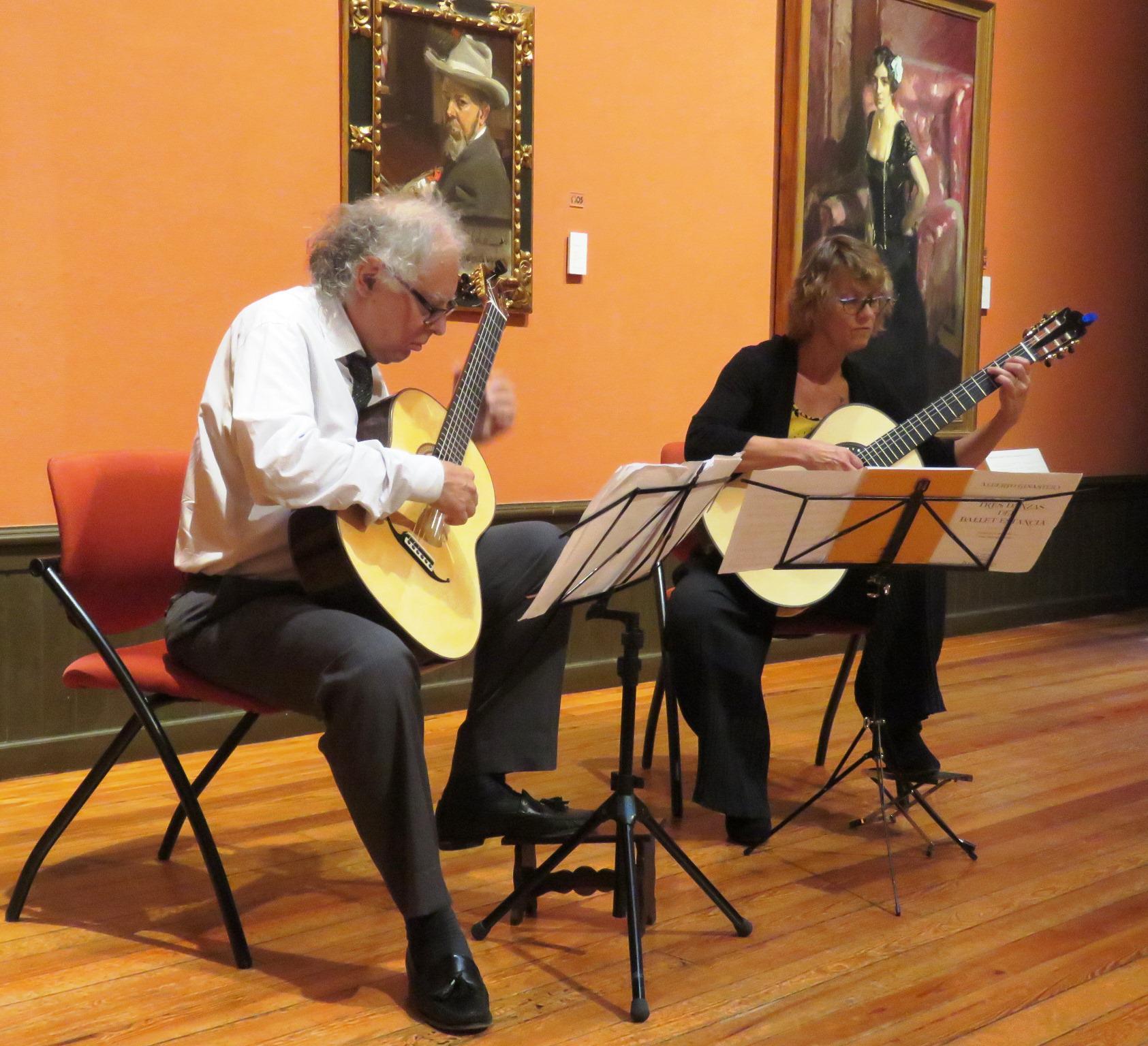 Concierto de guitarra: El Jardín de Sorolla