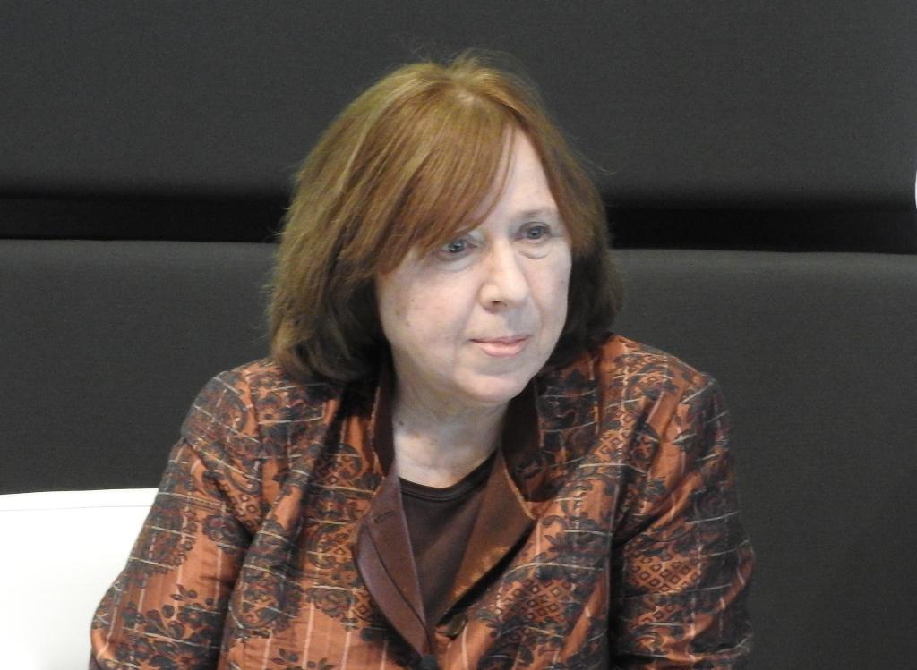La obra de Svetlana Aleixiévich en España