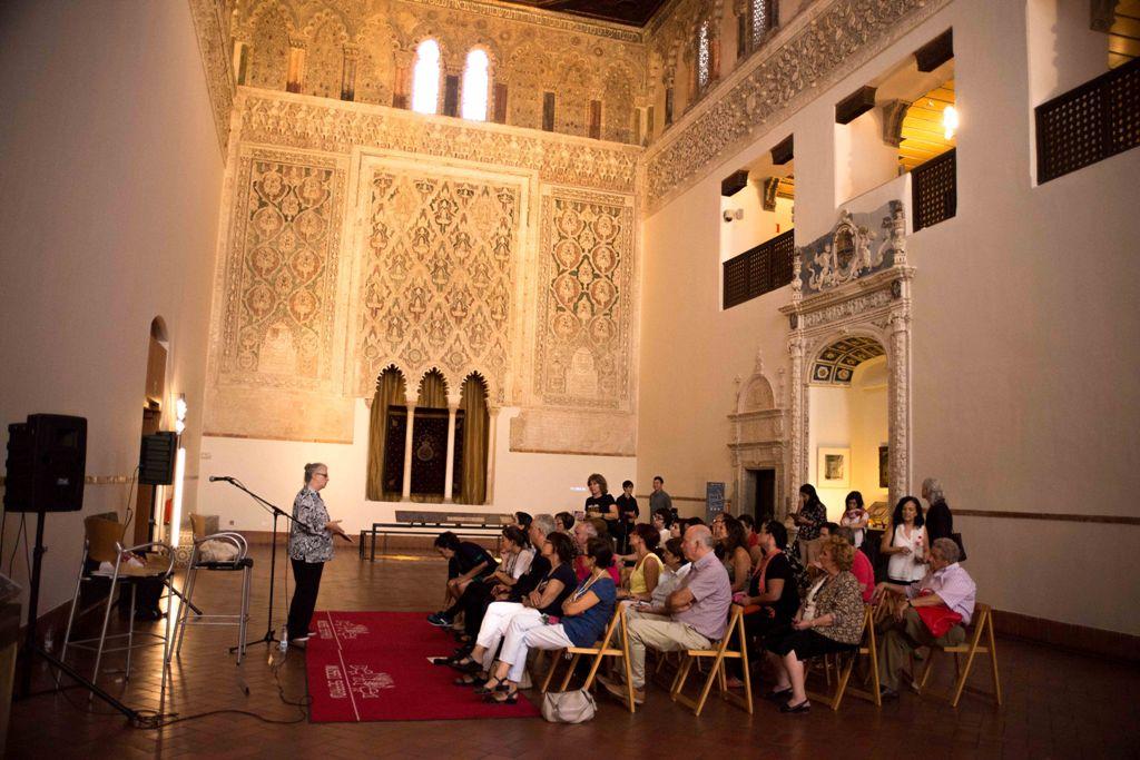 Toledo consolida el Festival de Poesía Voix Vives, de Mediterráneo en Mediterráneo en su cuarta edición