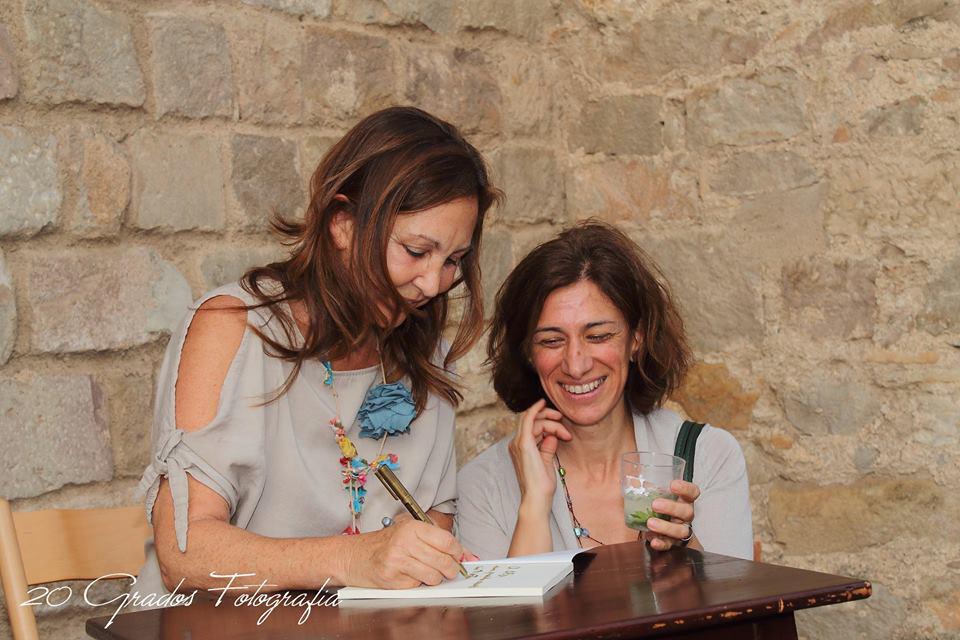 """""""Quizás dejaré de decir quizás"""" o la novela de las posibilidades, de Antonietta Zeni. Entrevista con la autora."""