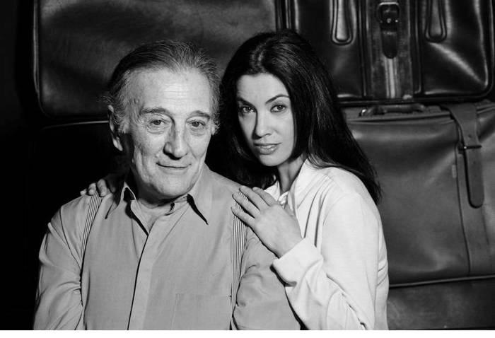 Emilio Linder y Esther Vega