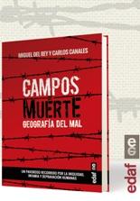 Miguel del Rey y Carlos Canales, autores del libro