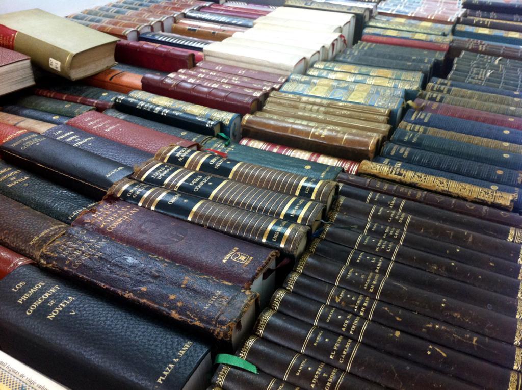 Los libros antiguos regresan a Madrid de la mano de Cervantes y Shakespeare