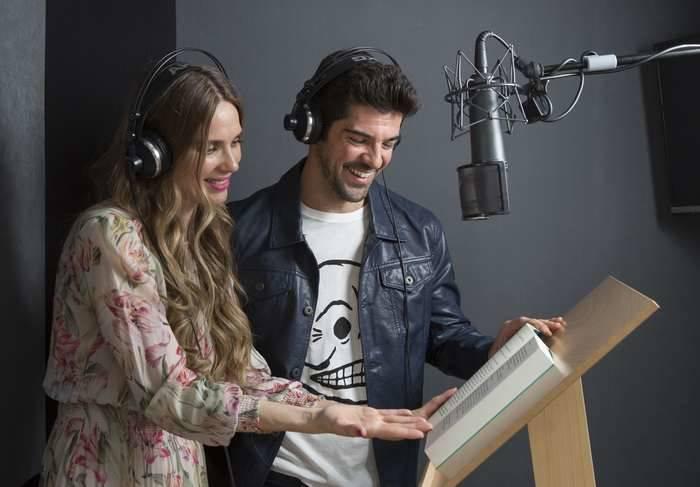 Vanesa Romero y Miguel �ngel Mu�oz