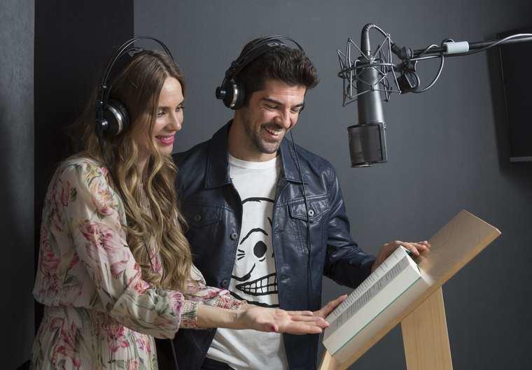 Vanesa Romero y Miguel Ángel Muñoz