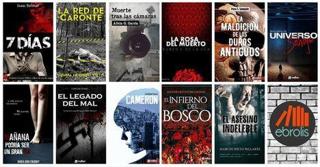 Paga lo que quieras por un pack de ebooks de novela negra y decide adónde va tu dinero
