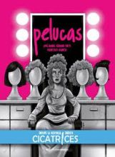 """Presentación del cómic """"Pelucas y cicatrices"""" en San Fernando-Cádiz"""