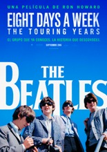 """The Beatles: Eight days a week"" de Ron Howard llegará a los cines el 15 de septiembre"
