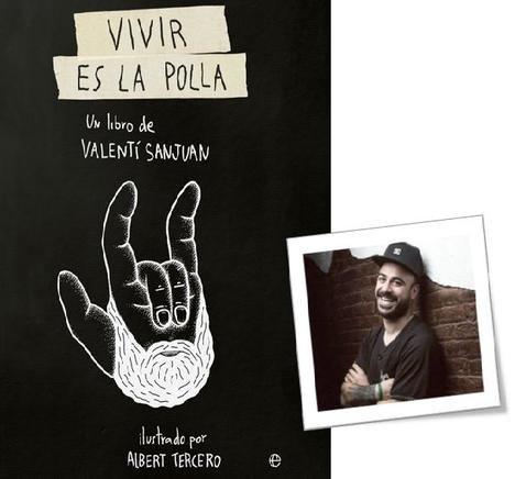 El periodista y deportista extremo Valentí Sanjuan publica su nuevo libro