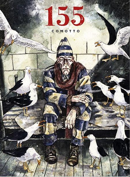 Agustín Comotto publica en Nórdica su cómic