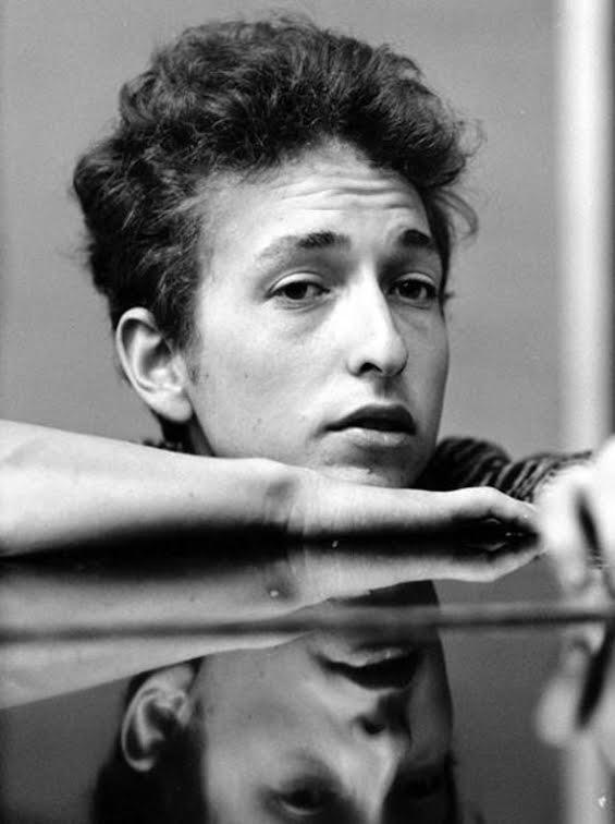Un juvenil Bob Dylan