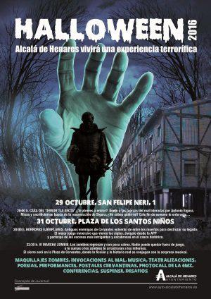 Alcalá de Henares celebra su Halloween más cervantino