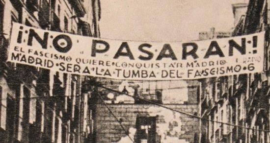 La defensa de Madrid en noviembre de 1936