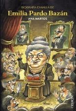 Ana Martos ofrece en este libro una de las biografías más transgresoras y atrevidas de la escritora gallega