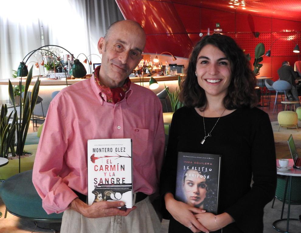 Se presentan en Madrid las novelas ganadoras de los premios Ateneo de Sevilla y Ateneo Joven de Sevilla