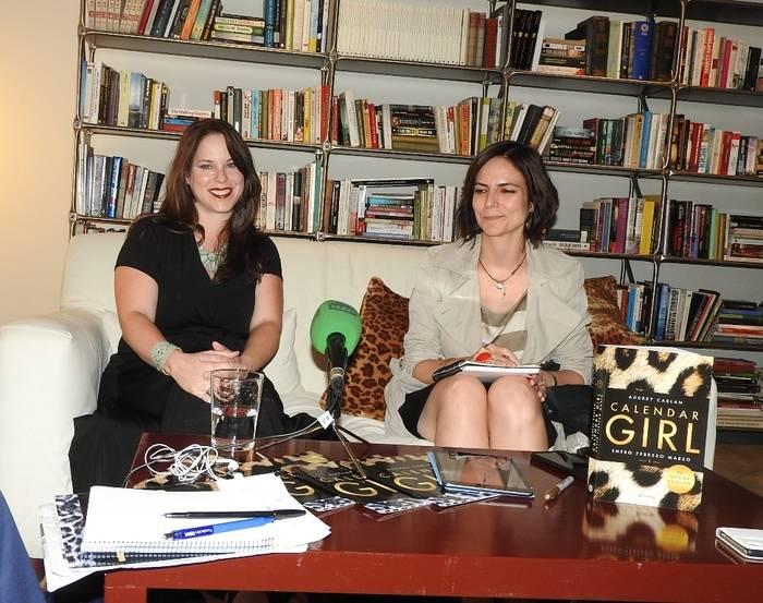 Una tarde con la nueva reina de la literatura erótico-romántica