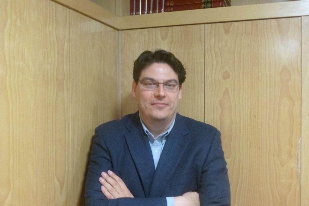 Entrevista a Boris Rozas, autor de