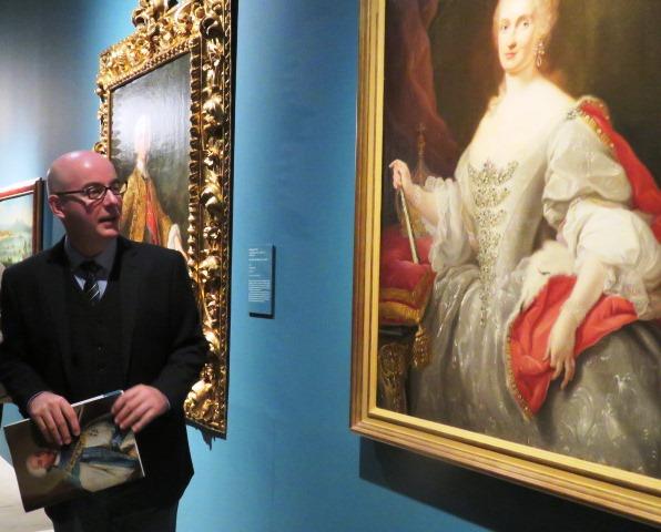 """Exposición: """"Carlos III: proyección exterior y científica de un reinado ilustrado"""""""