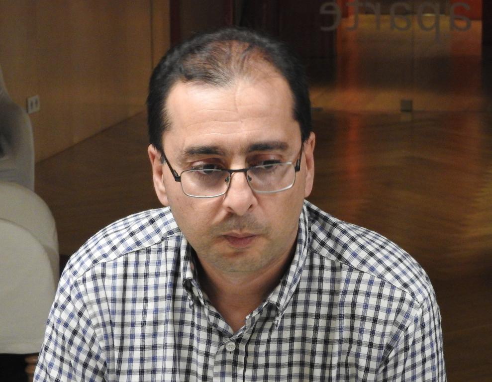 """Encuentro con el autor de """"El carbonero"""", Carlos Soto Femenía"""