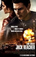 """""""Jack Reacher: nunca vuelvas atrás"""", coescrita y dirigida por Edward Zwick"""