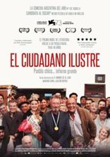 """""""El ciudadano ilustre"""", dirigida por Mariano Cohn y Gastón Duprat, autor del guión"""