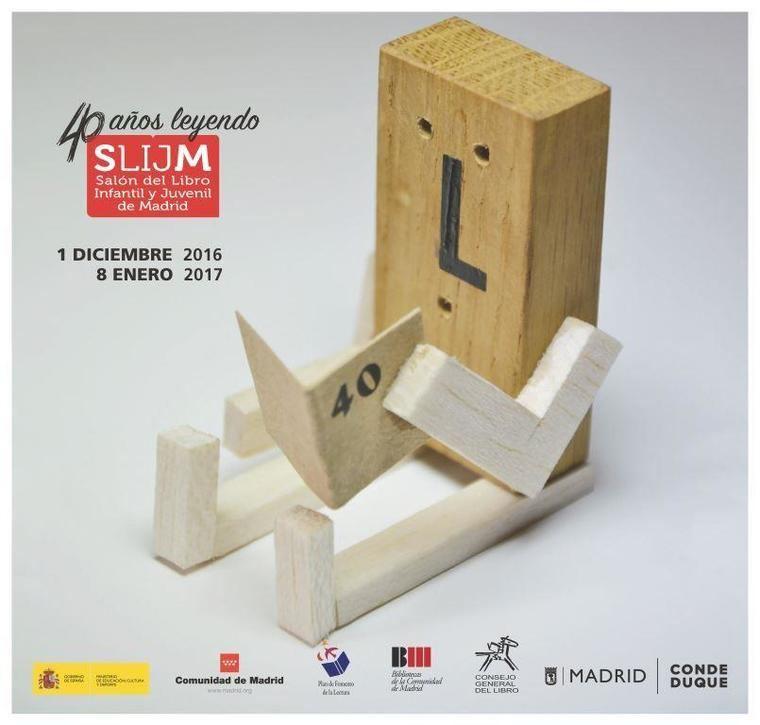 40 Salón del Libro Infantil y Juvenil de Madrid