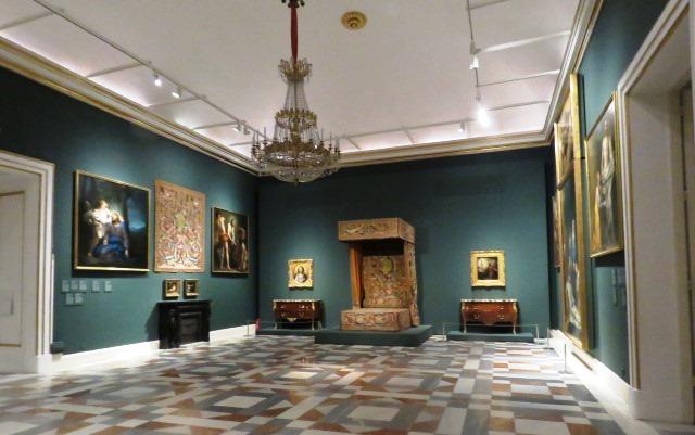 """Exposición """"Carlos III. Majestad y Ornato en los escenarios del Rey Ilustrado"""""""