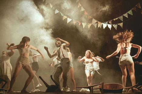 Danzad Malditos vuelve a Madrid por tiempo limitado