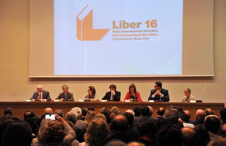 Inauguración del Liber 2016