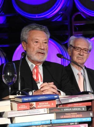 Luis del Val y Andrés Amorós