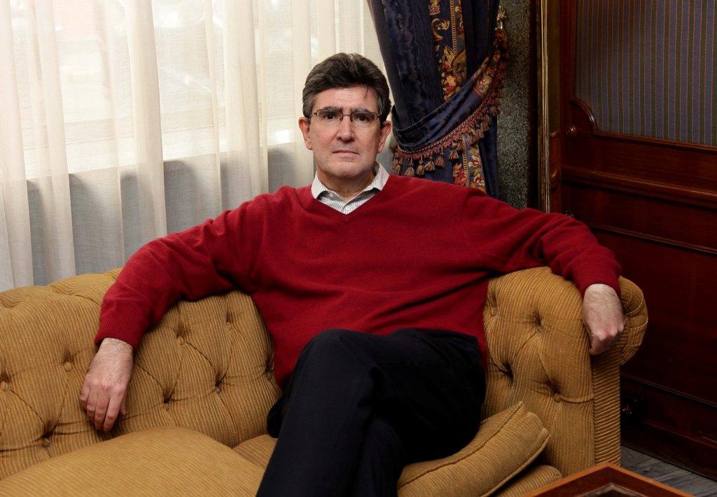 "Entrevista a Fernando García Calderón, autor de ""Nadie muere en Zanzíbar"""