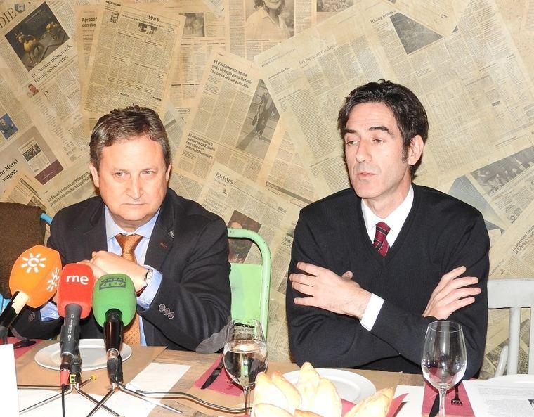 José Luis Ferris e Ignacio F. Garmendía