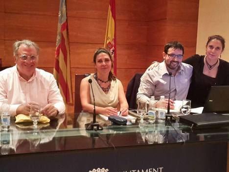 El poeta valenciano José Antonio Olmedo presenta su nueva poemario