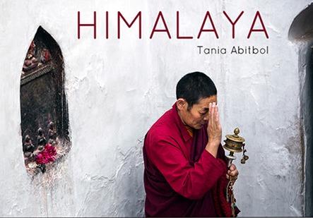 """La fotógrafa madrileña Tania Abitbol presenta su nuevo libro de fotografías """"Himalaya"""""""