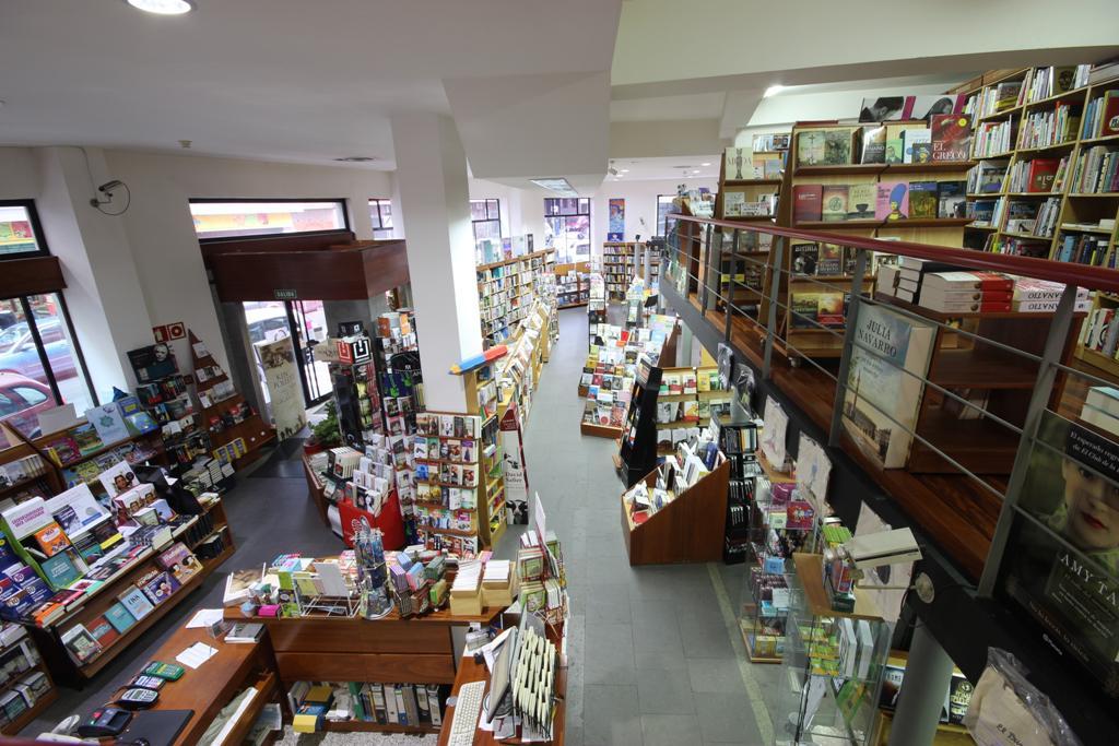 La librería Canaima de Las Palmas, Premio Librería Cultural 2016
