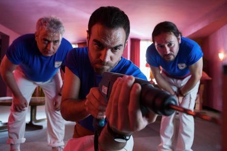 """Jon Plazaola estrena """"Villaviciosa de al lado"""", la película más divertida del año"""