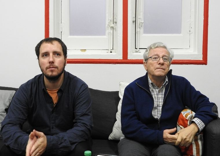 Jorge M. Reverte y Mario Martínez Zauner