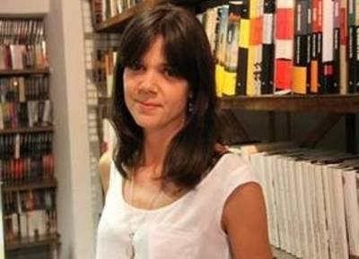 Lara Moreno, autora de