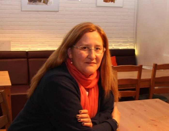 Luz Gabás regresa en enero con