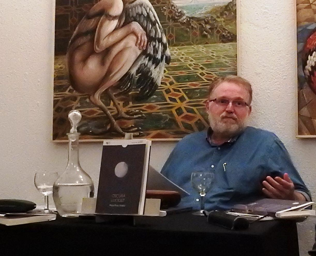 Mario Pérez Antolín participa en el Festival de la Poesía 2016 Abbapalabra Internacional en México